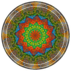 Mandala Monde Contenporain