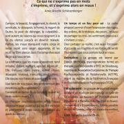 Cabinet de Psychothérapie Psychocorporelle, Didier BRESSAN - Psychotherapie en groupe affiche